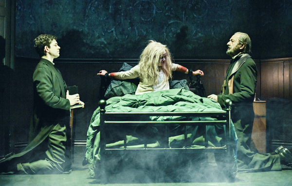 Adam Garcia, Clare Louise Connolly, and Peter Bowle