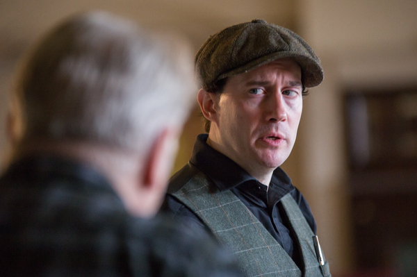 Photo Flash: In Rehearsals for 25th Anniversary Production of THE TAILOR-MADE MAN