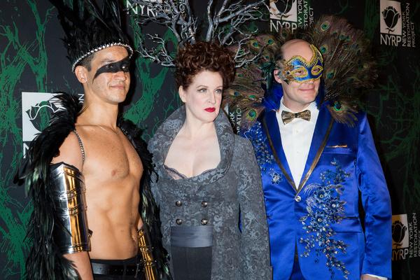 Richard Riaz Yoder, Linda Mugleston, Kevin Ligon Photo