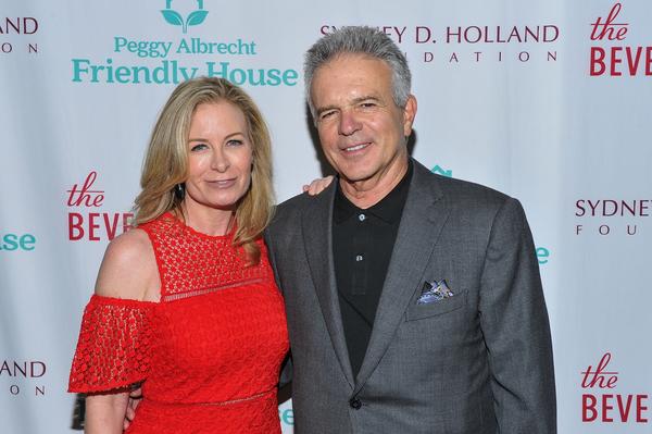 Babette Ison and Tony Denison   Photo
