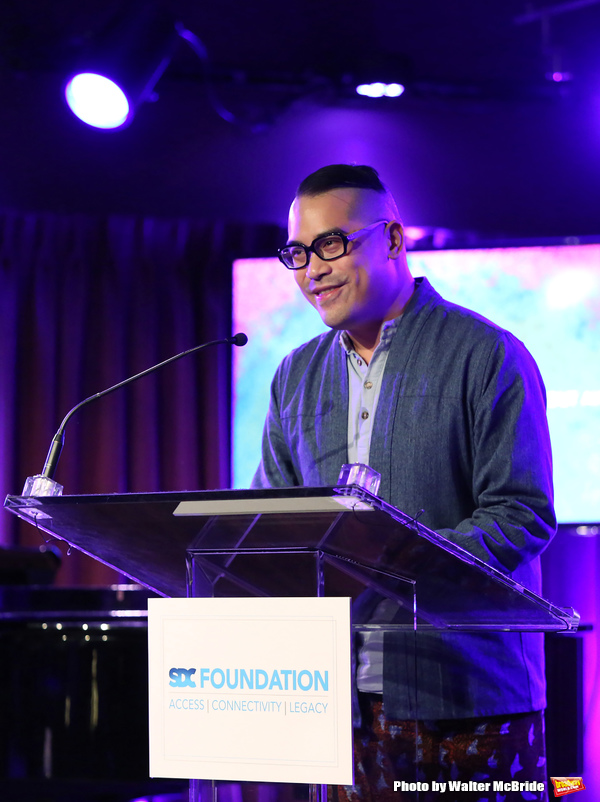 Photo Coverage: Go Inside the SDCF Awards for Directing and Choreography!