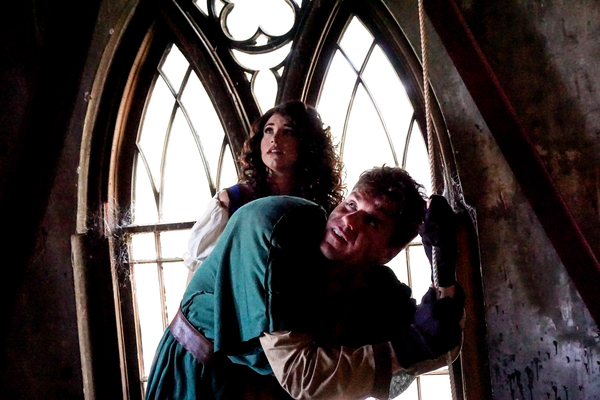 Photo Flash: See The Cast of THE HUNCHBACK OF NOTRE DAME At Circle Players Theatre!