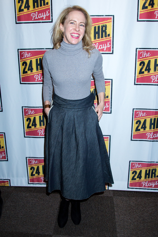 Photo Coverage: Time's Up! On the Red Carpet for THE 24 HOUR PLAYS