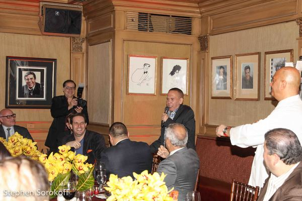 Photo Coverage: Gilbert Gottfried Screens His New Documentary GILBERT at The Friars Club