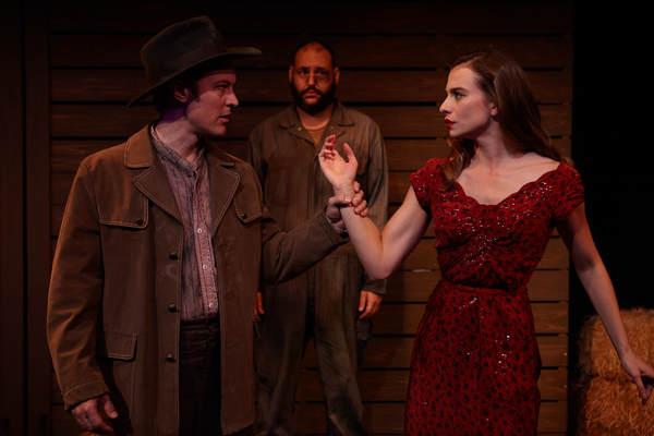 Jacob Sidney, Sierra Jolene and Nicholas Mongiardo-Cooper