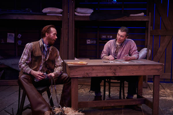 Photo Flash: First Look at OF MICE AND MEN, Now Extended at North Coast Rep