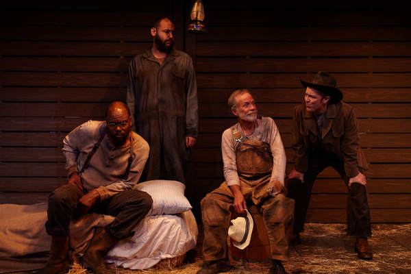 Photos: First Look at OF MICE AND MEN, Now Extended at North Coast Rep