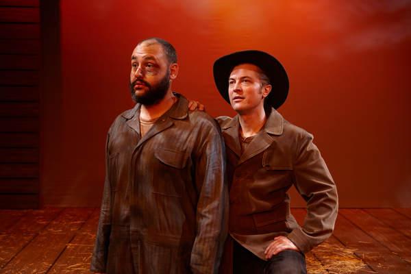 Nicholas Mongiardo-Cooper and Jacob Sidney