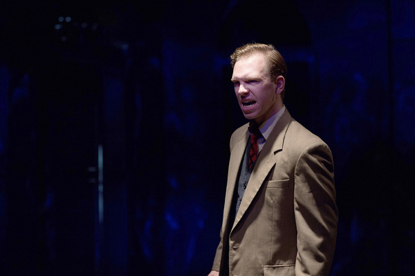 Photo Flash: First Look at Kyrie Courter and More in MARIE CHRISTINE at BoHo Theatre