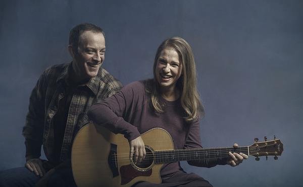 Merideth Kaye Clark and Brandon Woolley