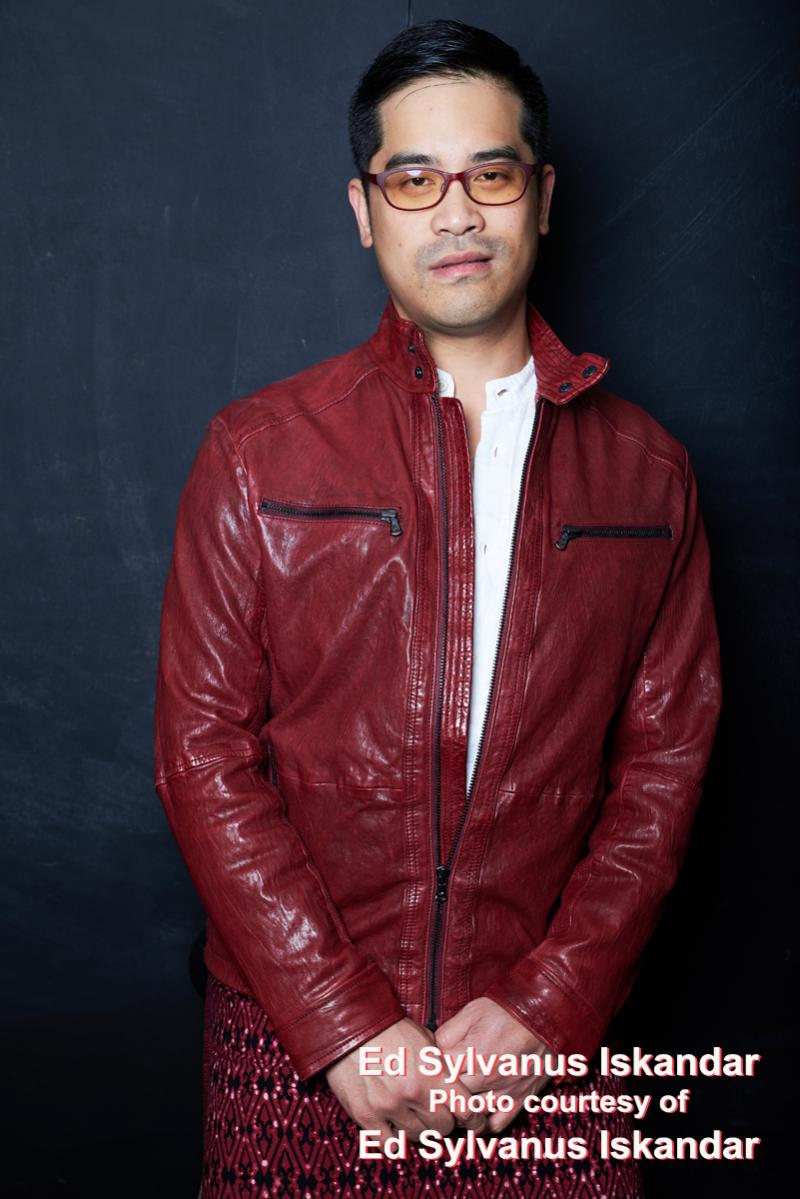 BWW Interview: Ed Sylvanus Iskandar Gets CAUGHT At The Think Tank Gallery