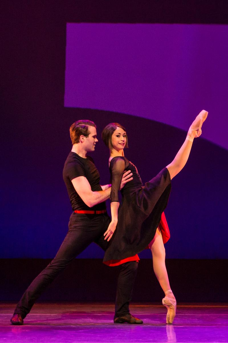 BWW Review: AN AMERICAN IN PARIS Transforms TPAC's Jackson Hall Into Musical Theatre Heaven