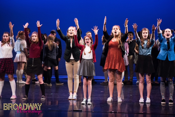 Photo Flash: Angelina Boris, Presley Ryan, Zach Kessel and More in Broadway Workshop's EMMA: A POP MUSICAL