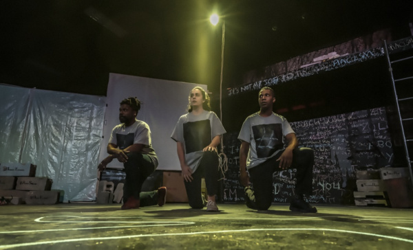 Photo Flash: First Look at World Premiere Of NEW AND DANGEROUS IDEAS At Wilbury Group
