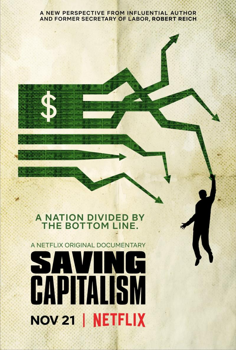 VIDEO: Netflix Shares First Look at Documentary SAVING CAPITALISM