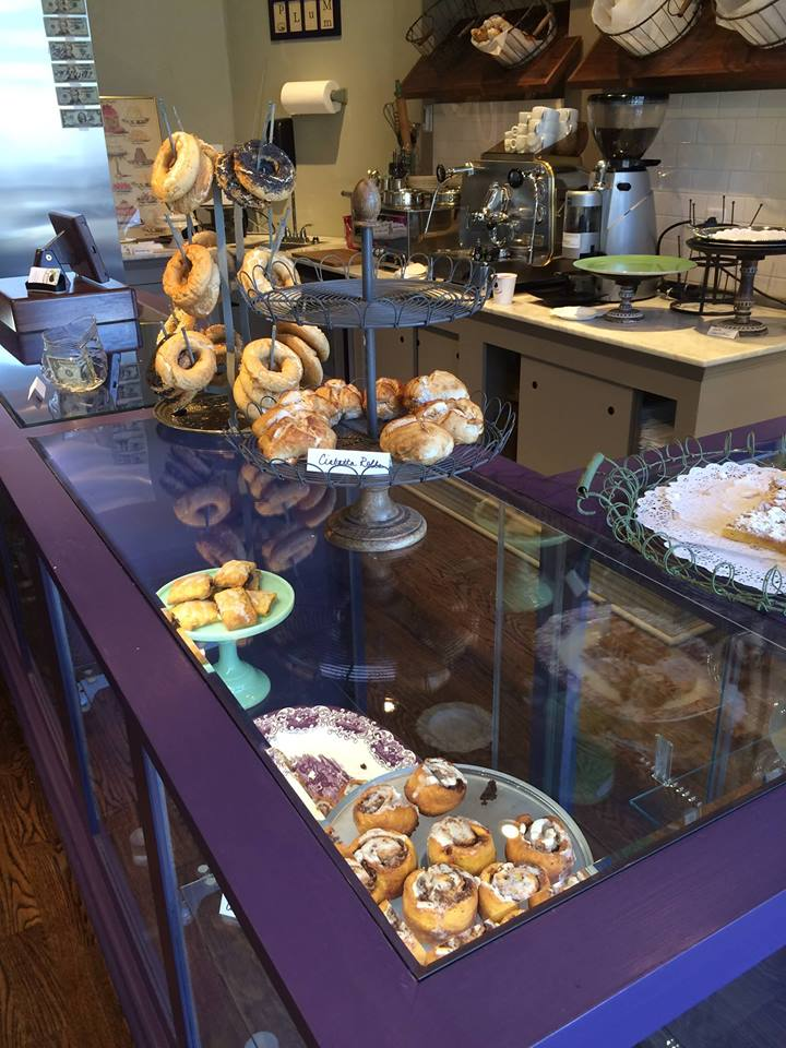 Chef Spotlight: NATALIE COLLEDGE of PLUM ON PARK and PLUM BAKERY in Montclair NJ