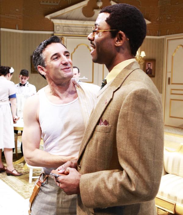 Dominic Comperatore and Darian Dauchan
