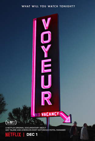 VIDEO: Netflix Shares First Look at Original Documentary VOYEUR