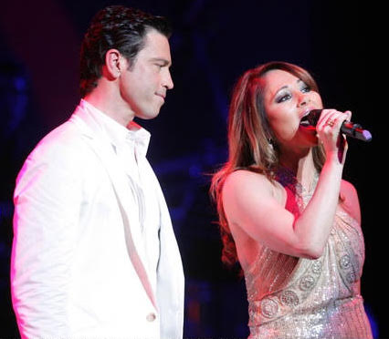 BWW TV: Save on Tickets to See Mario Frangoulis and Frances Ruffelle, Reunited at Lincoln Center on 11/6