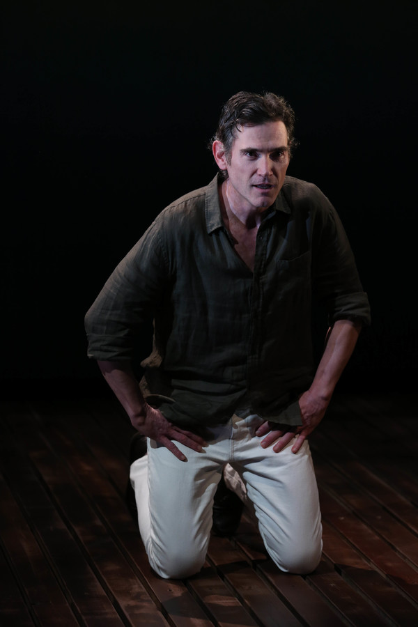 Photo Flash: First Look at Billy Crudup in HARRY CLARKE at Vineyard Theatre