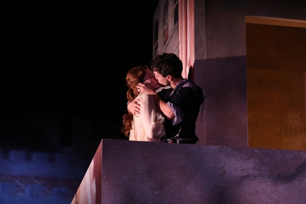 Photos: First Look at ROMEO AND JULIET at Westport Country Playhouse