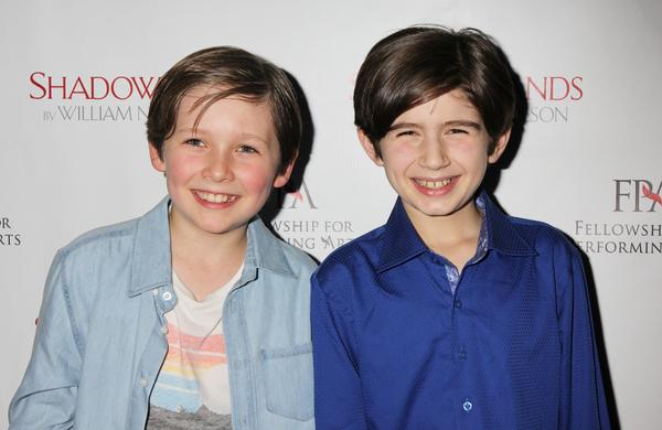 Jack McCarthy and Jacob Morell