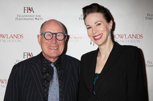 William Nicholson and Christa Scott-Reed