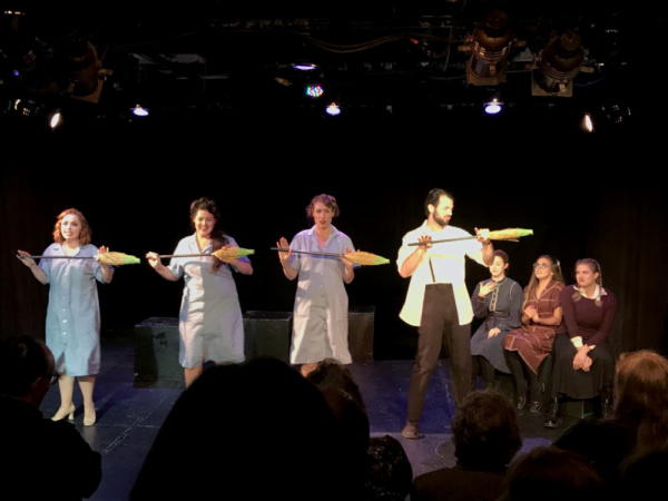 Photo Flash: Players Theatre's Short Play Festival Scares Up New Work