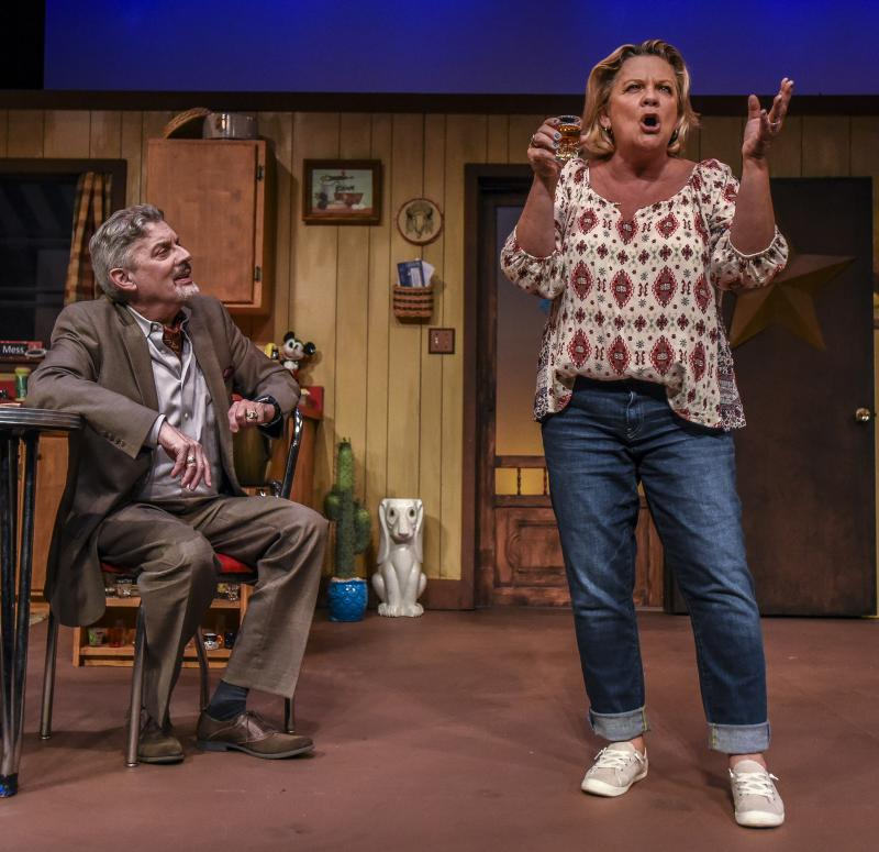 BWW Review: BAKERSFIELD MIST at Bickford Theatre is Exceptional