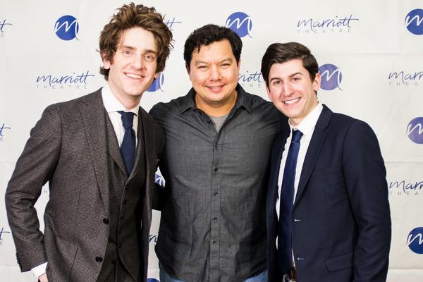 Photos: Marriott Theatre Celebrates NEWSIES Opening NIght!