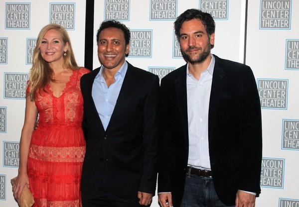 Jennifer Westfeldt, Asaif Mandvi and Josh Radnor