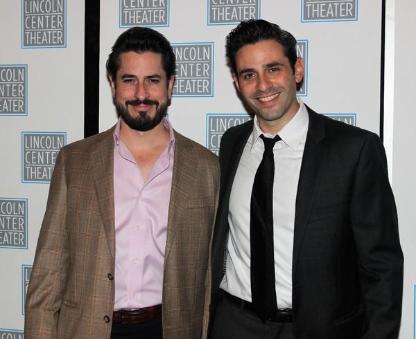 Matthew Saldivar and Charlie Semine