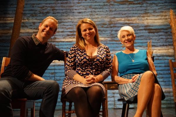 David Hein, Irene Sankoff and Beverley Bass Photo