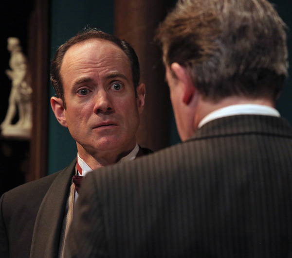 Photo Flash: First Look at AN INSPECTOR CALLS at Good Theater