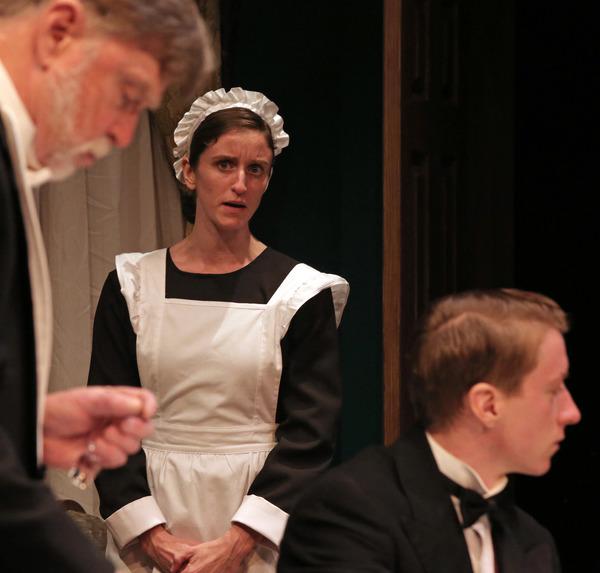 Tony Reilly, Heather Elizabeth Irish and Thomas Ian Campbell  Photo