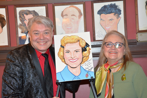 Richard Skipper and Debbi Whiting Photo