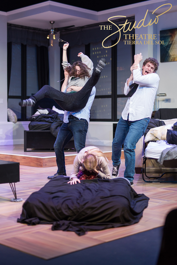 The Studio Theatre Tierra del Sol's BAD JEWS