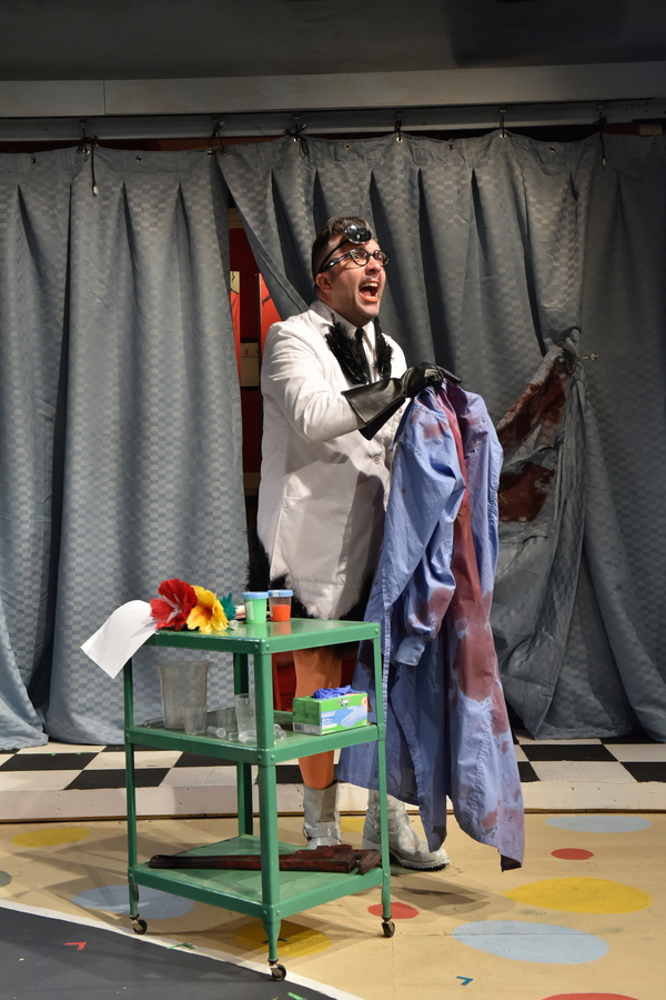 Photo Flash: The Factory Theater presents CAPTAIN STEVE'S CARING KINGDOM,