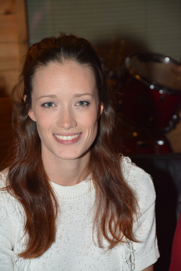 Exclusive Photo Coverage: HAMILTON Cast Sings CAROLS FOR A CURE