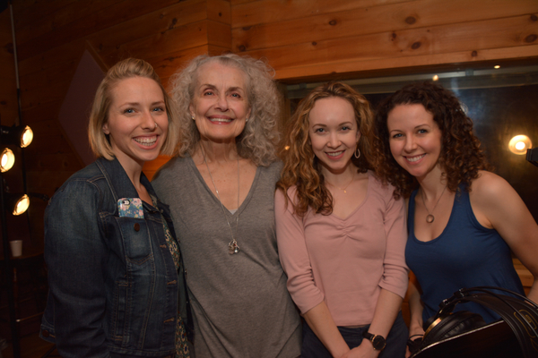 Sissy Bell, Mary Beth Peil, Molly Rushing and Kristen Smith Davis Photo