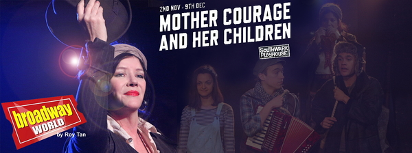 Photo Flash: First Look at MOTHER COURAGE AND HER CHILDREN