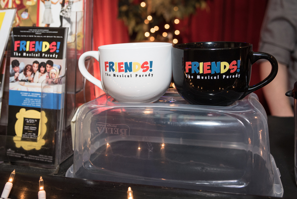 Photos: They're All There For You! FRIENDS! THE MUSICAL PARODY Opens Off-Broadway