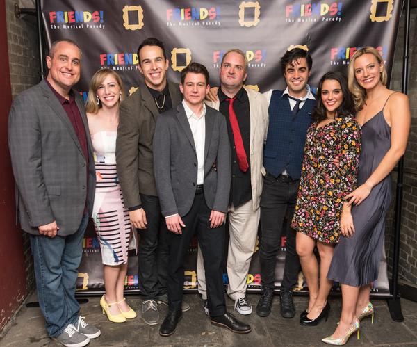 Seth Blum, Katie Johantgen Landon Zwick, Tobly McSmth, Bob McSmith Alan Trinca, Lisa  Photo