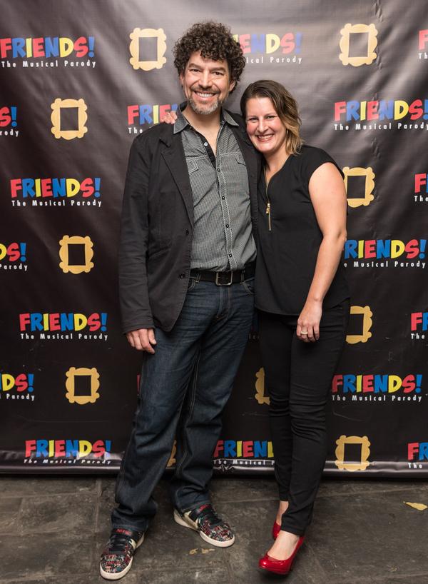 Paul Stancato, Kristen Lee Rosenfeld