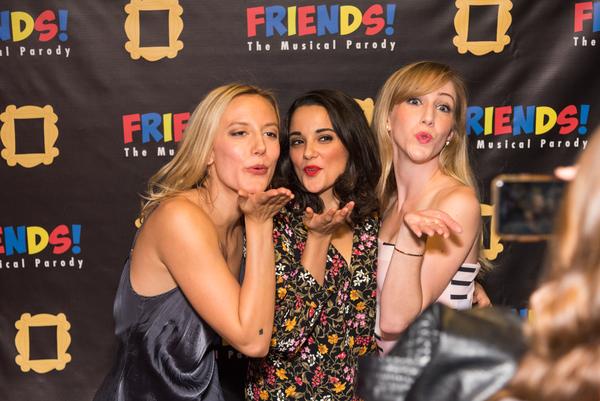 Patricia Sabulis, Lisa Graye, Katie Johantgen Photo