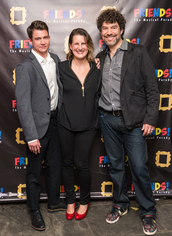 Tobly McSmith, Paul Stancato, Kristen Lee Rosenfeld