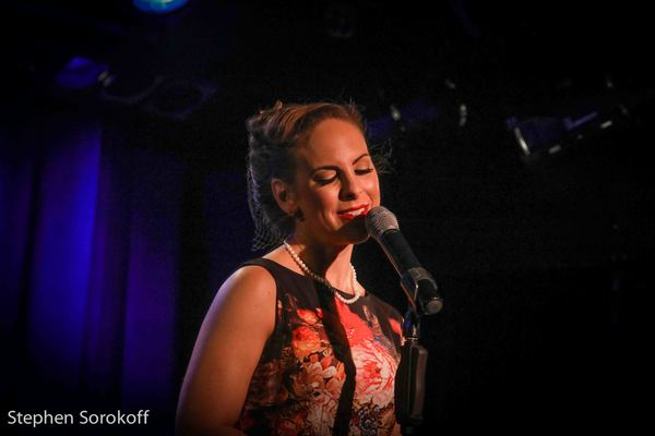 Photo Coverage: Dawn Derow Brings MY SHIP to The Laurie Beechman Theater