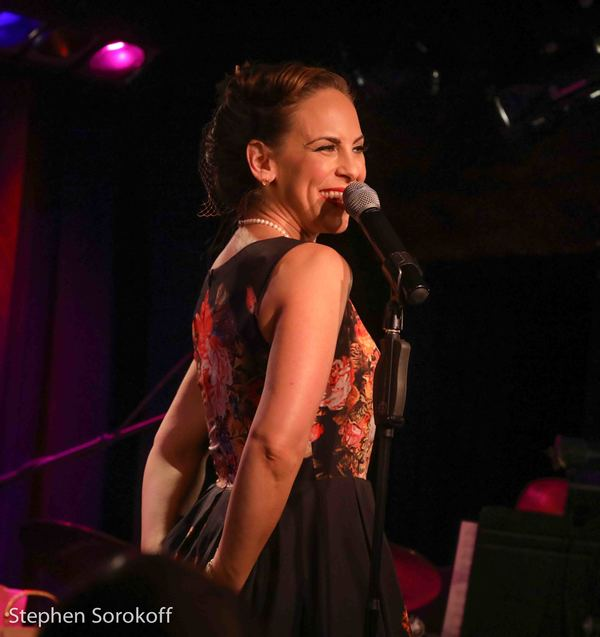 Photos: Dawn Derow Brings MY SHIP to The Laurie Beechman Theater