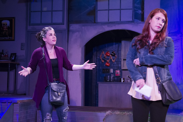 Photo Flash: First Look at L.I.P. Service's Regional Premiere of GRACELAND
