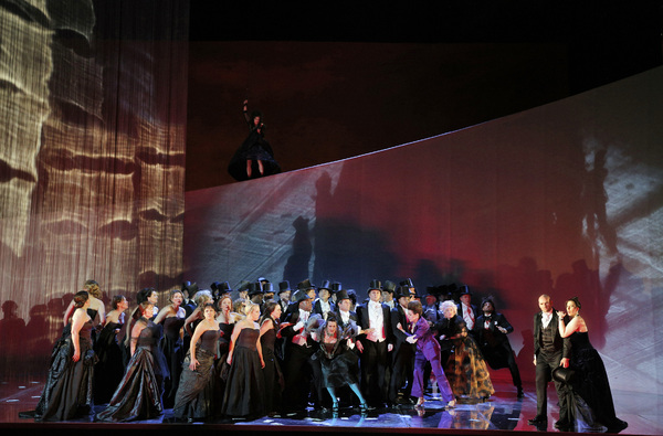 Photos: San Francisco Opera Stages Reimagined MANON